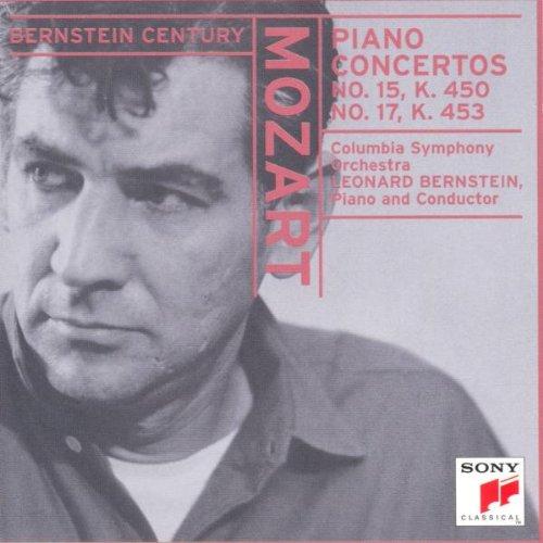 Leonard Bernstein - Mozart: Piano Concerto 15, 17 By Leonard Bernstein