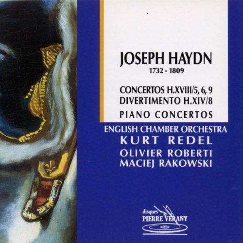 English Chamber Or. - J.Haydn: Concerti Per Piano N.5/6/8/9