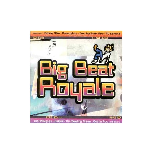 Various - Big Beat Royale