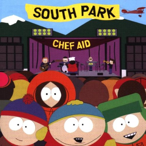 Various Artists - Chef Aid - the South Park Album By Various Artists