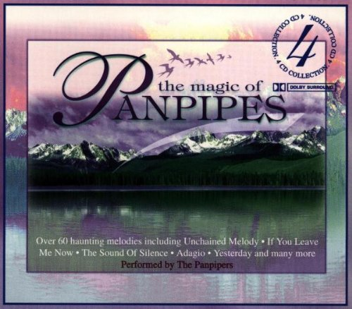Panpipers, The - Music of Panpipes