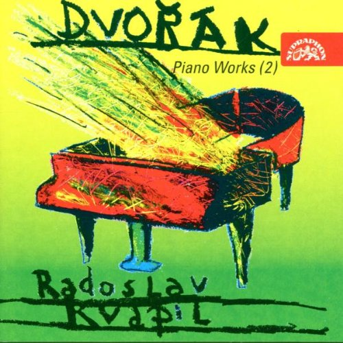 Dvorák: Piano Works, Vol.2