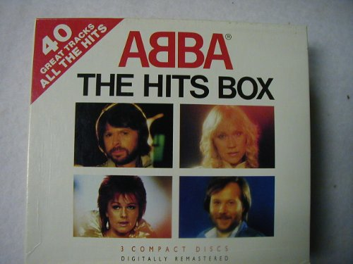 ABBA - The Hits Box By ABBA