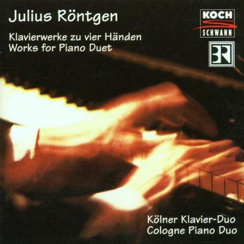 Krucker - Roentgen;Works Piano 4 Hands
