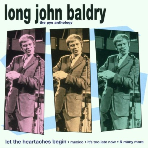 Long John Baldry - Let the Heartaches Begin