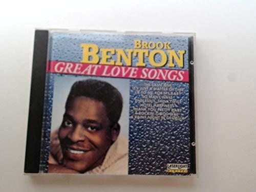 Brook Benton - Great love songs (16 tracks)