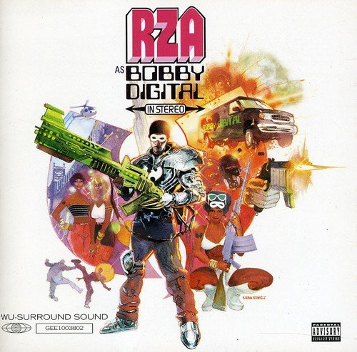 RZA - RZA as Bobby Digital in Stereo