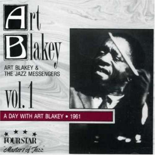 Wayne Shorter - A Day with Art Blakey 1961, Vol.1