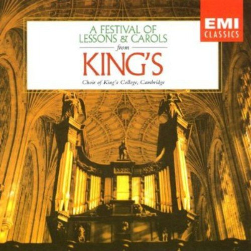 A Festival of Lessons & Carols from King's