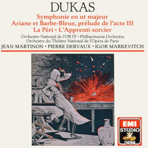 Dukas: Orchestral Works