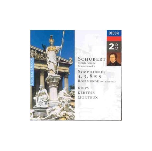 Schubert: Masterworks, Vol.1