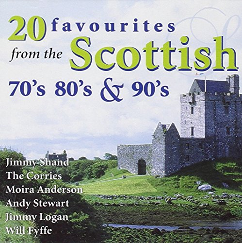 20 Favourites from T - Scottish 70 S,80 S   90 S