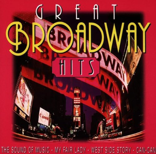 London Philharmonic Orchestra - Great Broadway Hits