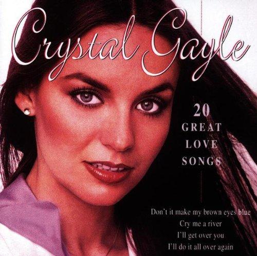Crystal Gayle - 20 Great Love Songs