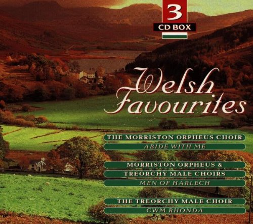 Various Artists - Welsh Favourites