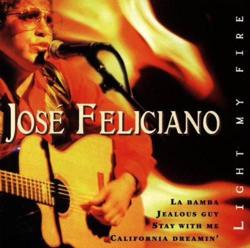 Feliciano Jose - Light My Fire