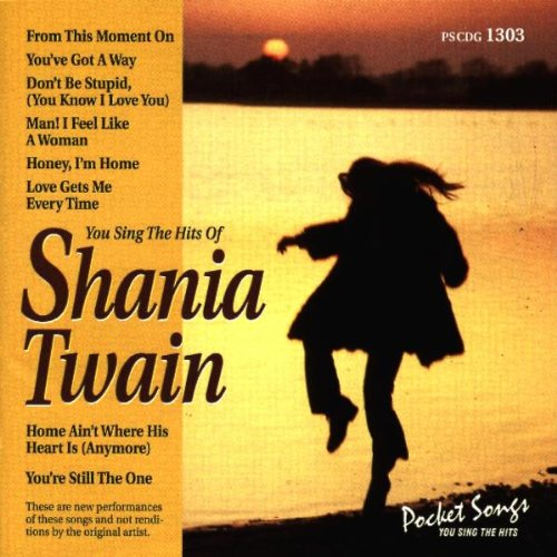 Various - Karaoke: Shania Twain - You Sing 2