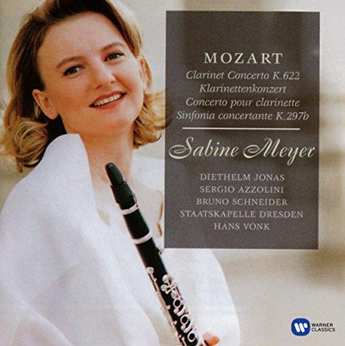 Mozart: Clarinet Concerto in A Major K622/Sinfonia concertante in E flat Major K297b