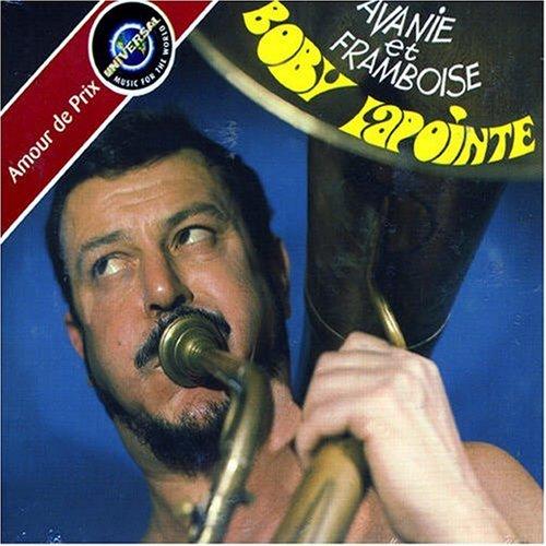 Boby Lapointe - Avanie Et Framboise (Digipack)