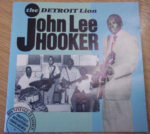 John Lee Hooker - Detroit Lion