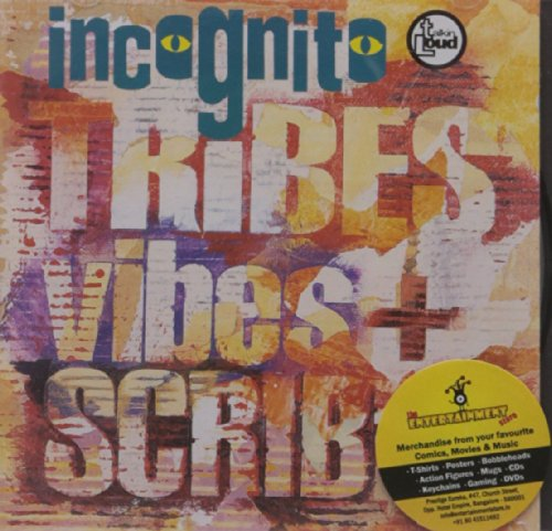 Incognito - Tribes Vibes and Scribes