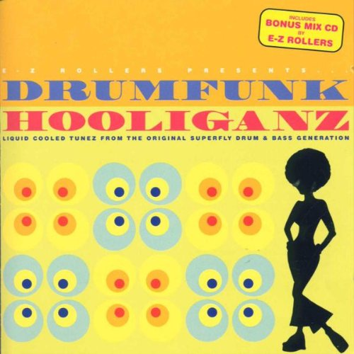 Various Artists - Drumfunk Hooliganz