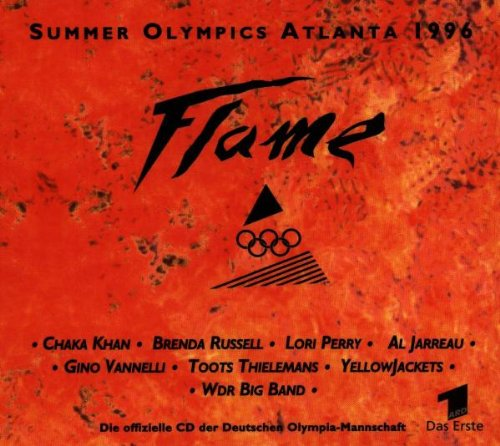 Various - Flame-Summer Olympics Atlanta 1996