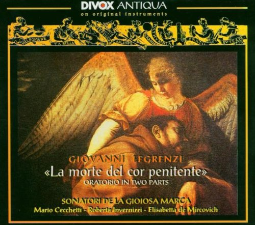 Legrenzi - The Death of the Penitent Heart