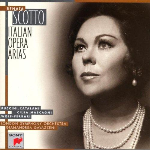 Renata Scotto - Great Italian Opera Arias