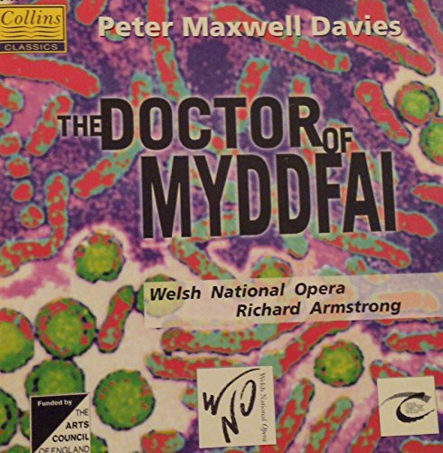 Maxwell Davies: The Doctor of Myddfai
