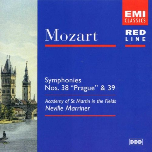 Mozart: Symphonies Nos 38 & 39