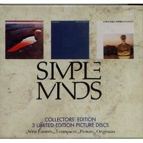 Simple Minds - Compact Collection By Simple Minds