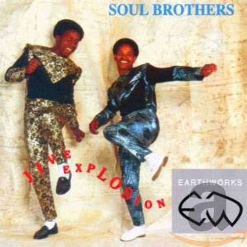 Soul Brothers - Jive Explosion: South African Township Music