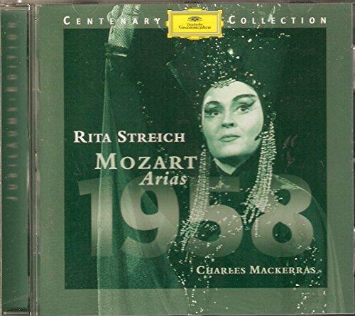 Rita Streich - Mozart: Arias /Rita Streich