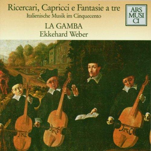 La Gamba Ensemble - Early Italian Instrumental Ens