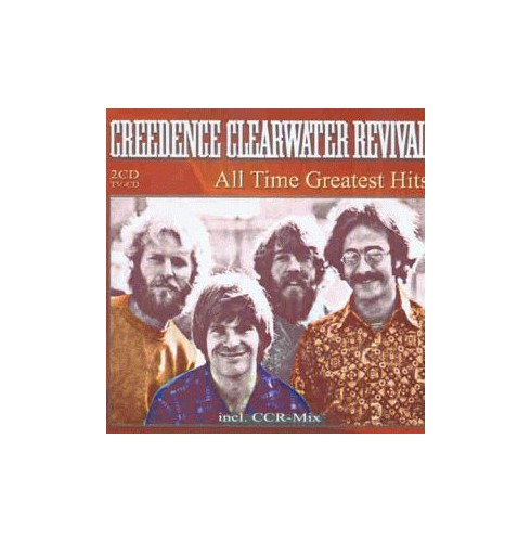 Creedence Clearwater Revival - All Time Greatest Hits