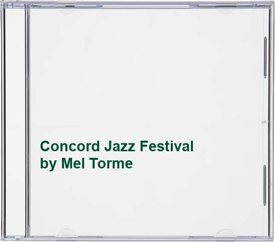 Torme - Fujitsu-Concord Jazz Festival