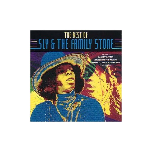 Stone, Sly - The Best of Sly and the Family Stone