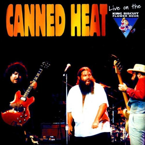 Canned Heat - Canned Heat Live on the King
