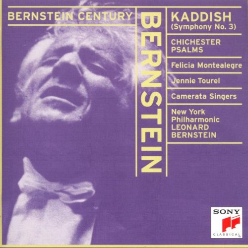 Bernstein: Symphony No.3/Chichester Psalms