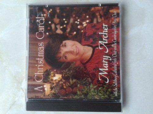 Mary Archer - Christmas Carol - Mary Archer CD