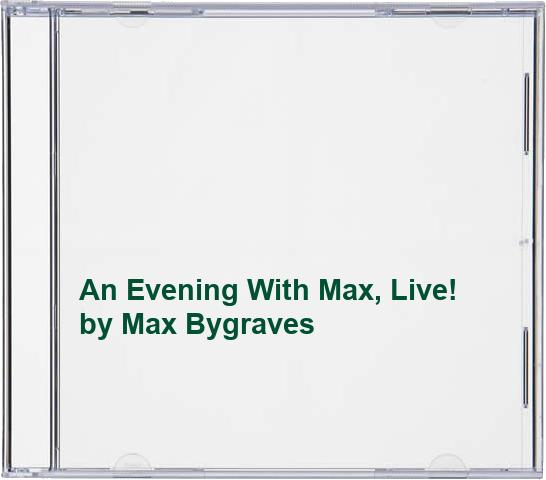 Max Bygraves - An Evening With Max, Live!