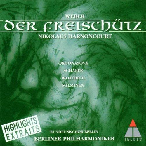 Organasova - Weber: Der Freischuetz Highlig