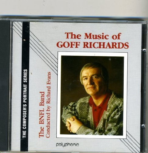 Goff Richards & the British Nuclear Fuel Band