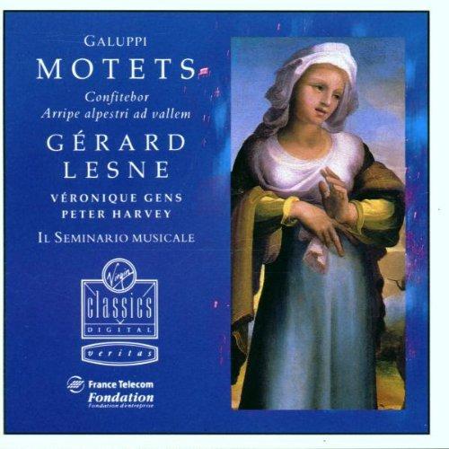 Motets/Lesne, Gerard