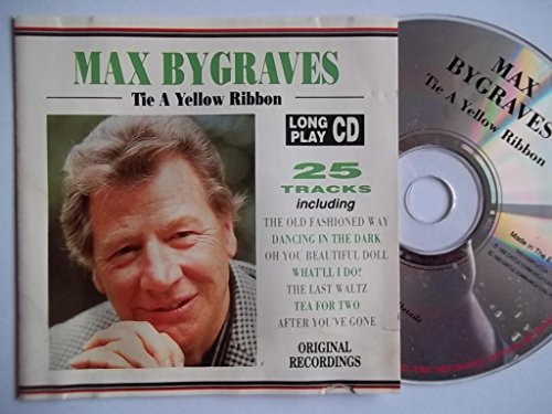 Max-Bygraves-Bygraves-Max-Tie-a-Yellow-Ribbon-Max-Bygraves-CD-85VG-The-The