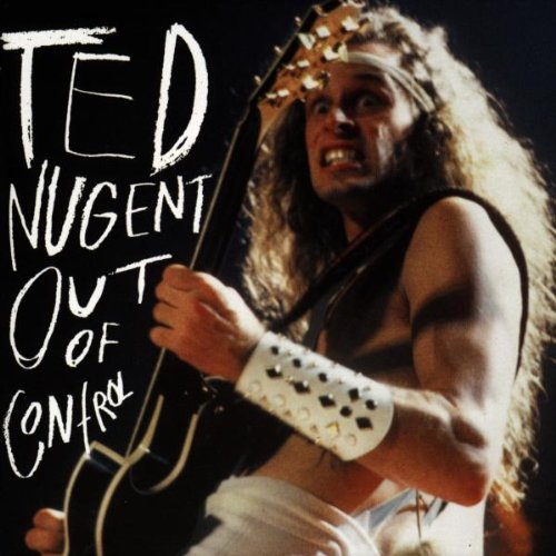 nugent,ted - out of control cd metal