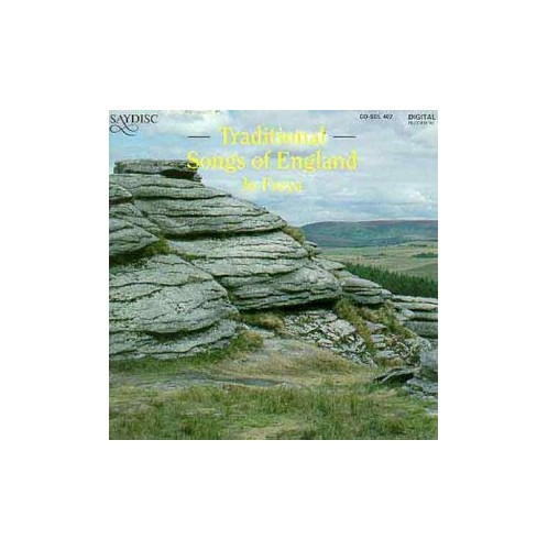 Jo Freya - Traditional Songs of England By Jo Freya