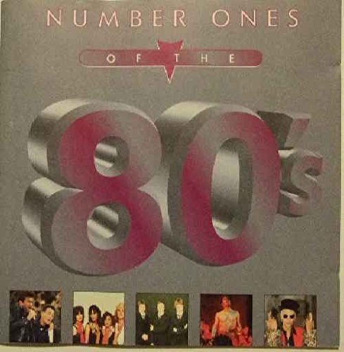 Various - Number Ones Of The 80S - Various CD