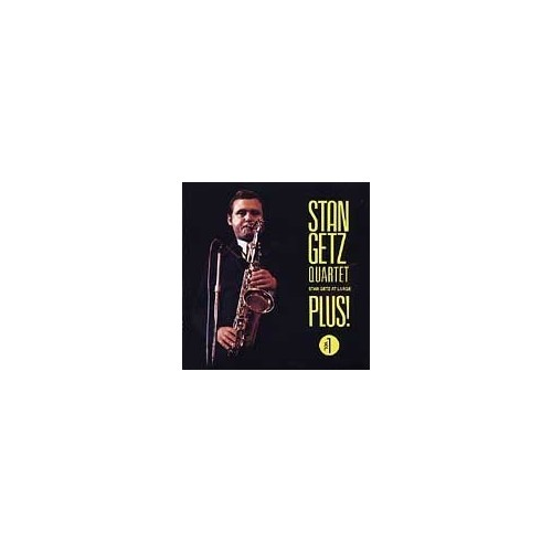 Stan Getz Quartet - Stan Getz at Large Plus Vol 1